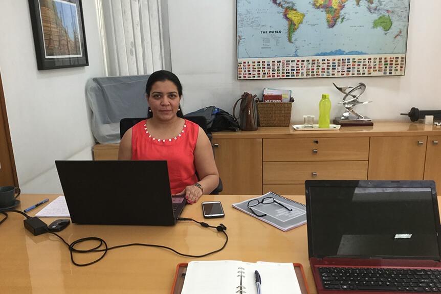 Neesha Patel
