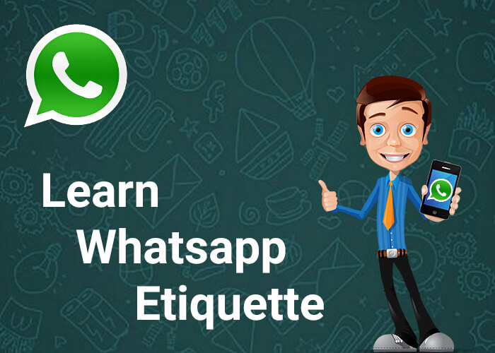 Is There Such a Thing as WhatsApp Etiquette?